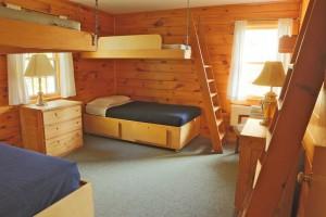 HOC Cabin Bedroom